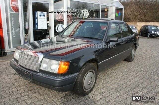 1992 Mercedes-Benz  Aut 250 D / SD / engine new in 2003 Limousine Used vehicle photo