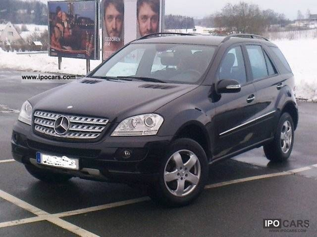 2007 mercedes benz ml 280 cdi sport package navi 4matic 7g tronic dpf car photo and specs. Black Bedroom Furniture Sets. Home Design Ideas