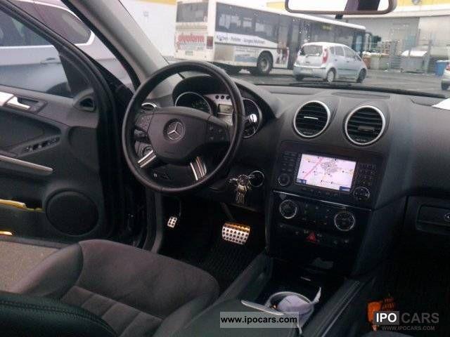 2007 Mercedes Benz Ml 280 Cdi Sport Package Navi 4matic