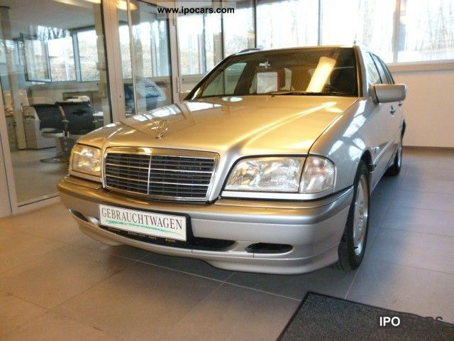 2000 mercedes benz c 200 t cdi esprit sele air seats car photo and specs. Black Bedroom Furniture Sets. Home Design Ideas