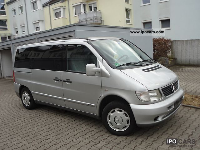 1998 Mercedes-Benz  V 230 Ambiente Van / Minibus Used vehicle photo