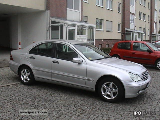 2004 mercedes benz c 200 cdi comand automatic car photo and specs. Black Bedroom Furniture Sets. Home Design Ideas