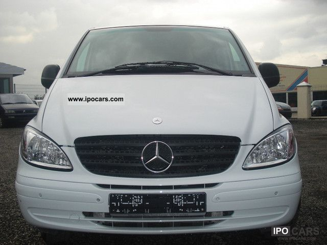 2005 mercedes benz vito 115 cdi compact dpf car photo and specs. Black Bedroom Furniture Sets. Home Design Ideas