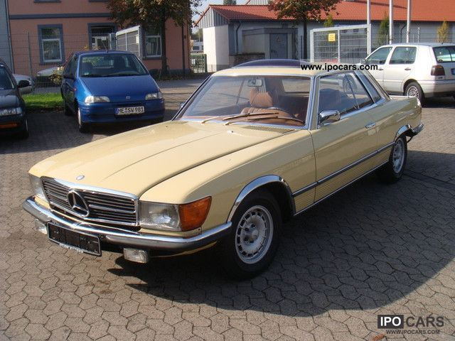 1975 Mercedes-Benz  SLC 280 107 Oldtimer Auto OFFER Sports car/Coupe Classic Vehicle photo