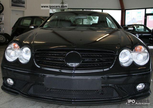 2004 mercedes benz sl 500 hp 7g tron amg kompl 350 open for 500 hp mercedes benz