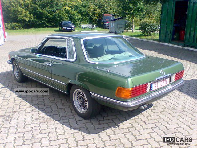 Mercedes-Benz  SLC 450 1974 Vintage, Classic and Old Cars photo