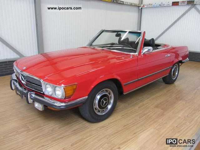 Mercedes-Benz  450 SL Convertible 1972 Vintage, Classic and Old Cars photo