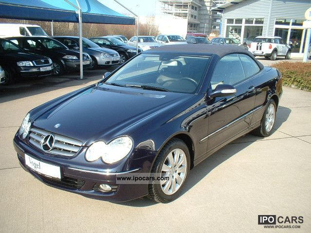2006 mercedes benz clk 200 kompressor elegance car photo. Black Bedroom Furniture Sets. Home Design Ideas