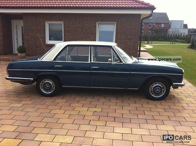 Mercedes-Benz  240D 3.0 H-APPROVAL! 1974 Vintage, Classic and Old Cars photo