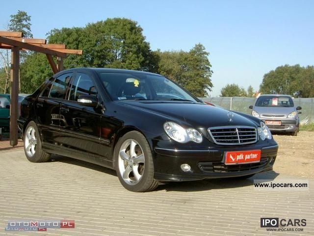 2005 Mercedes-Benz  C 220 CDI 150KM FULL OPCJA AVANTGARD Limousine Used vehicle photo