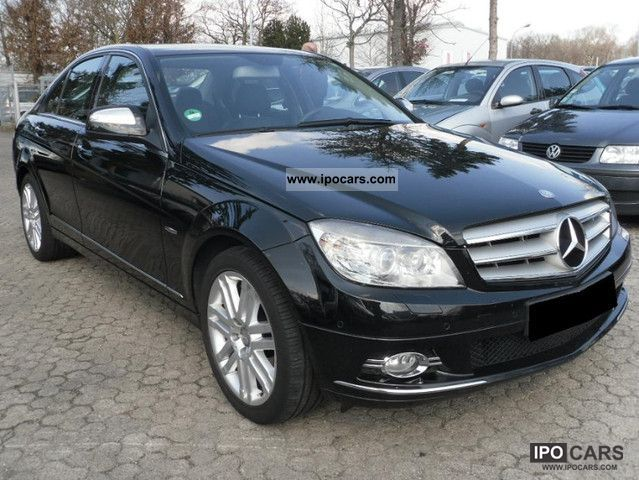 2007 mercedes benz c 200 kompressor avantgarde automatic car photo and specs. Black Bedroom Furniture Sets. Home Design Ideas