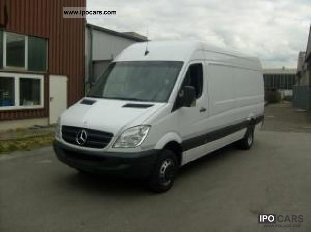 2011 mercedes benz sprinter 319 cdi 3 0 190ps van extra. Black Bedroom Furniture Sets. Home Design Ideas