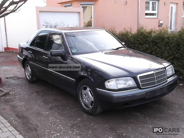 Mercedes-Benz  C 280 Elegance 1995 Liquefied Petroleum Gas Cars (LPG, GPL, propane) photo