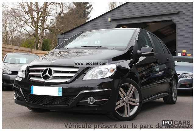 2010 mercedes benz class b 2 180 cdi sport cvt car photo and specs. Black Bedroom Furniture Sets. Home Design Ideas