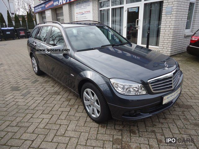 2010 mercedes benz c 200 t cdi automatic multi contour seats aluminum car photo and specs. Black Bedroom Furniture Sets. Home Design Ideas