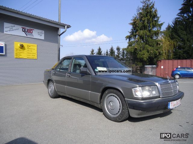 1988 Mercedes-Benz  190 E - modified - Tüv New - power - ABS Limousine Used vehicle photo