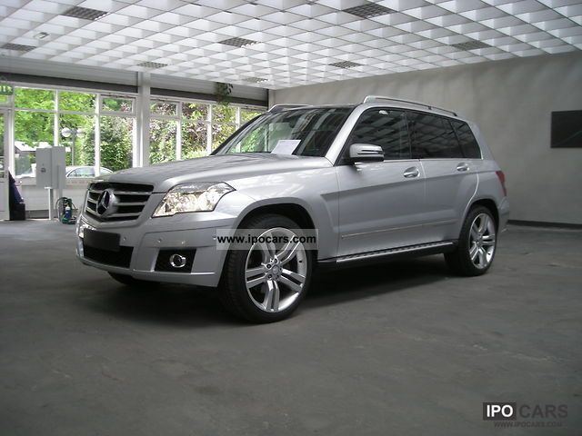 2009 mercedes benz glk 350 4matic 7g tronic 20 inch amg for Mercedes benz glk350 amg