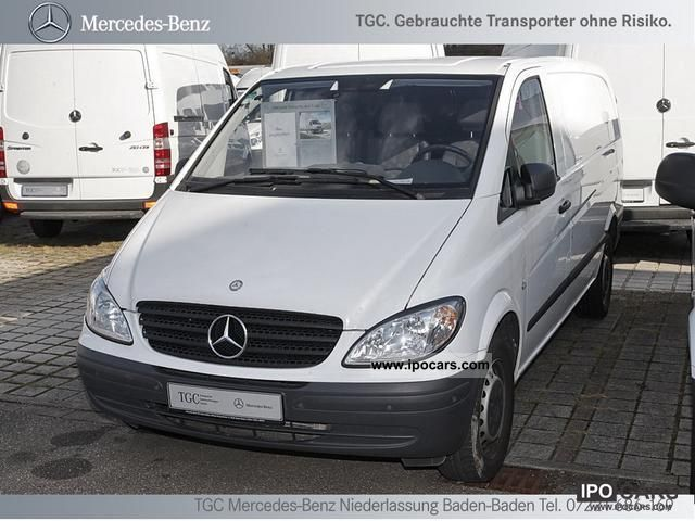 2010 mercedes benz vito 111 cdi cruise car photo and specs. Black Bedroom Furniture Sets. Home Design Ideas