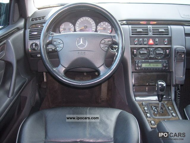 2003 mercedes benz e 220 cdi avantgarde leather xenon navi 1 hand car photo and specs. Black Bedroom Furniture Sets. Home Design Ideas