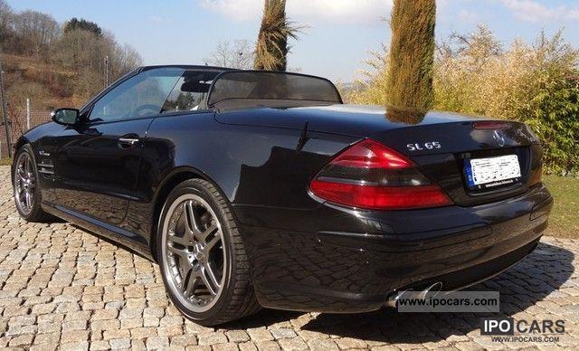2004 Mercedes Benz Sl 65 Amg Automatic Full Equipment