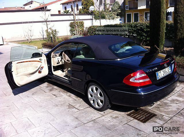 2005 mercedes benz clk 200 car photo and specs. Black Bedroom Furniture Sets. Home Design Ideas