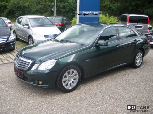 2009 mercedes benz e 220 cdi blue dpf efautomatik comand standhzg car photo and specs. Black Bedroom Furniture Sets. Home Design Ideas