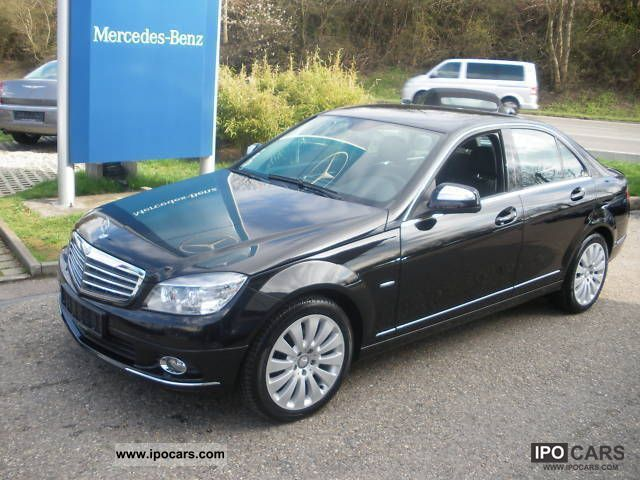 2009 mercedes benz c 320 cdi dpf 7g tronic car photo and specs. Black Bedroom Furniture Sets. Home Design Ideas