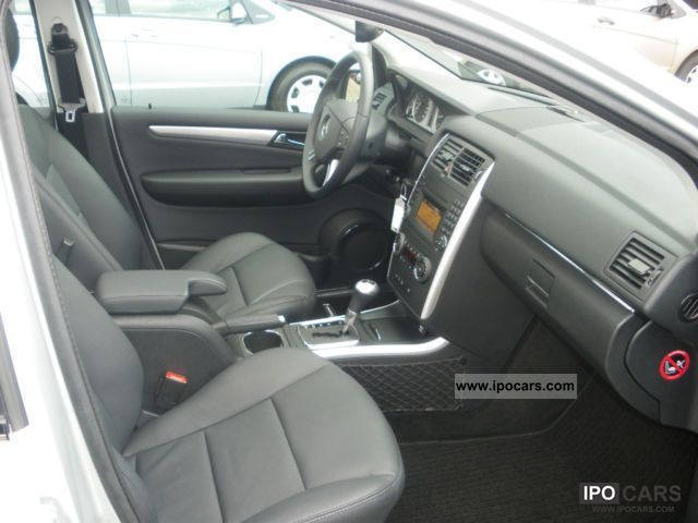2010 Mercedes Benz B 200 Autotronic Full Leather Lamella