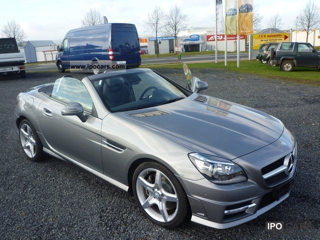 2011 mercedes benz slk 200 be vollausst amg style car photo and specs. Black Bedroom Furniture Sets. Home Design Ideas
