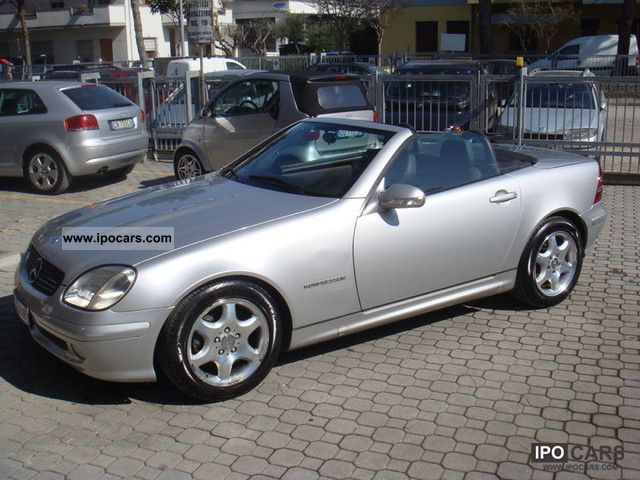 2002 mercedes benz slk 200 kompressor car photo and specs. Black Bedroom Furniture Sets. Home Design Ideas