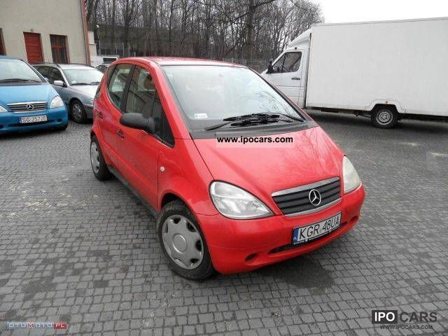 1997 Mercedes-Benz  A 140 Small Car Used vehicle photo