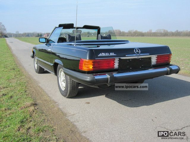 Mercedes-Benz  SL 450 1979 Vintage, Classic and Old Cars photo