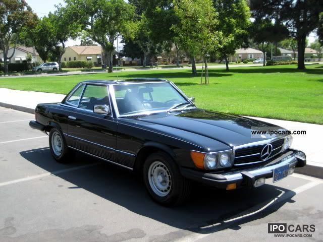 1979 mercedes benz sl 450 car photo and specs for Mercedes benz sl 450