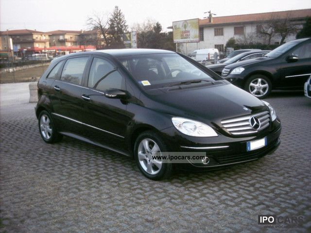 2006 mercedes benz b 180 crome climautomatico sedili riscaldati car photo and specs. Black Bedroom Furniture Sets. Home Design Ideas