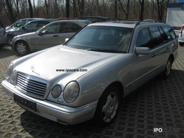 1998 mercedes benz e 300 td avantgarde t xenon car photo for Mercedes benz 300 td