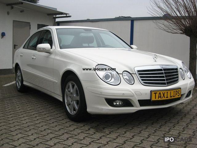2008 mercedes benz e 200 cdi automatic dpf parktronic for Mercedes benz parktronic