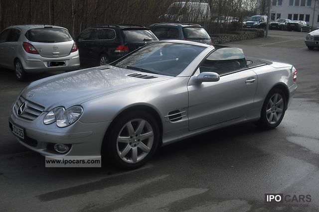 2007 mercedes benz sl 350 7g tronic car photo and specs. Black Bedroom Furniture Sets. Home Design Ideas