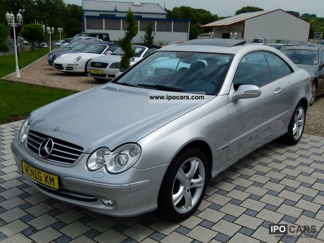 2004 mercedes benz clk 320 avantgarde 1 hd leder navi xen. Black Bedroom Furniture Sets. Home Design Ideas