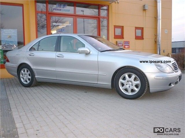 1999 mercedes benz s 430 lpg gas car photo and specs for Mercedes benz s 430