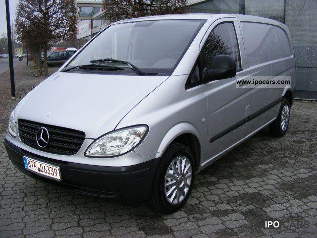 2004 mercedes benz vito 111 cdi top condition car photo. Black Bedroom Furniture Sets. Home Design Ideas