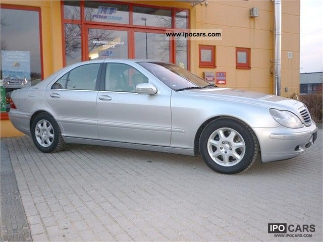 1999 mercedes benz s 430 car photo and specs for Mercedes benz s 430