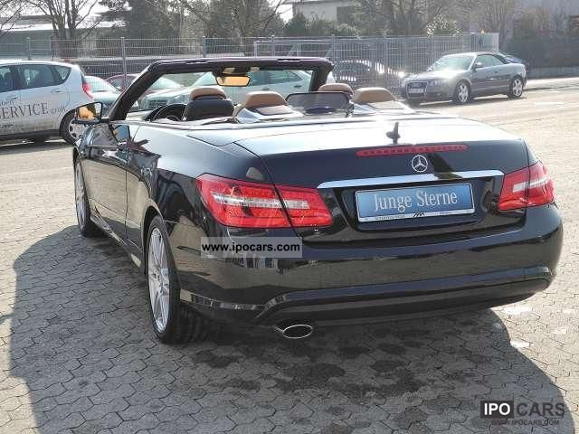 2010 mercedes benz e 200 cgi be metallic leather amg styling automation car photo and specs. Black Bedroom Furniture Sets. Home Design Ideas