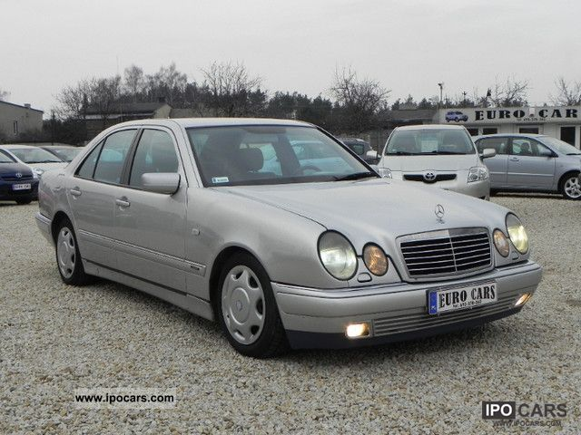 Image Gallery mercedes benz w210 1997