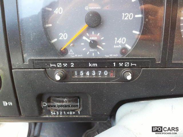 2000 Mercedes-benz 614d