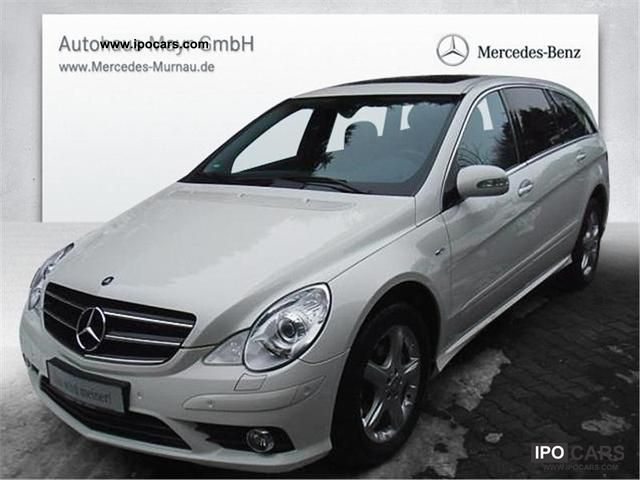 2010 mercedes benz r 350 bluetec 4matic l 7g tronic 7 for Mercedes benz seven seater