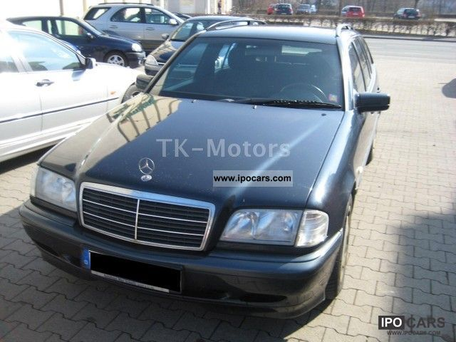2000 mercedes benz c 200 t cdi esprit car photo and specs. Black Bedroom Furniture Sets. Home Design Ideas