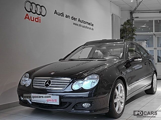 2005 mercedes benz c 230 c class coupe sports package car photo and specs. Black Bedroom Furniture Sets. Home Design Ideas