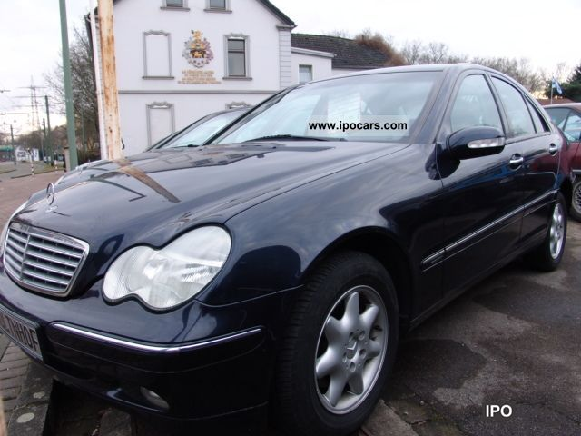2000 Mercedes-Benz  C 200 Kompressor Limousine Used vehicle photo