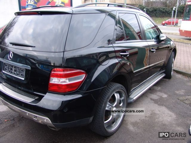 2006 mercedes benz ml 320 cdi 4matic 7g tronic car photo and specs. Black Bedroom Furniture Sets. Home Design Ideas
