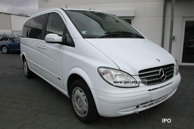 2004 Mercedes Benz Viano Vito 2 2 Cdi Trend Comand